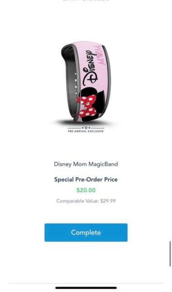 Disney Mom MagicBand