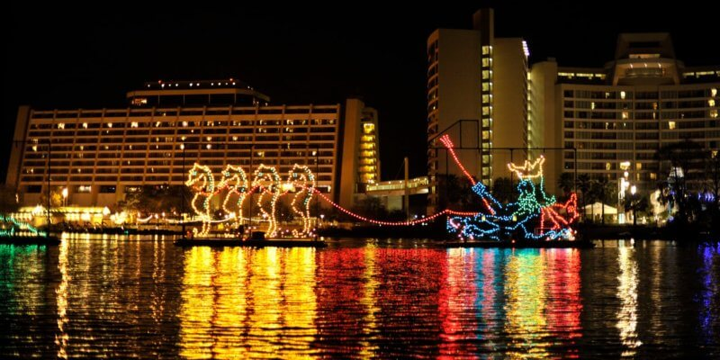 water pageant