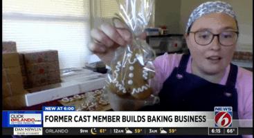 Disney Cast Member Starts Baking Business