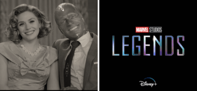 new legends series to recap up and coming marvel projects