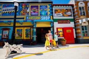 Legoland Expansion