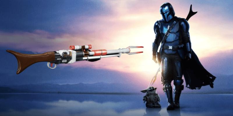 Mandalorian Nerf Gun