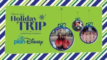 plandisney holiday trip tips