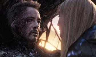 tony stark death