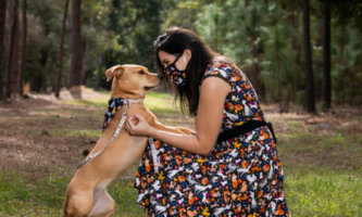 disney dogs dress