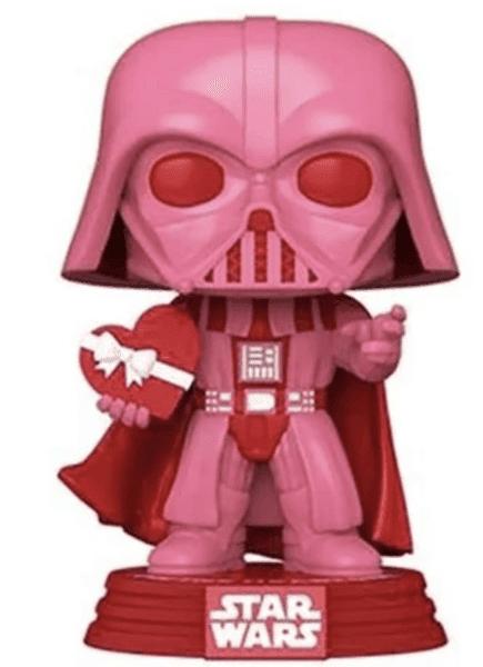 Darth Vader Valentines Day Funko Pop