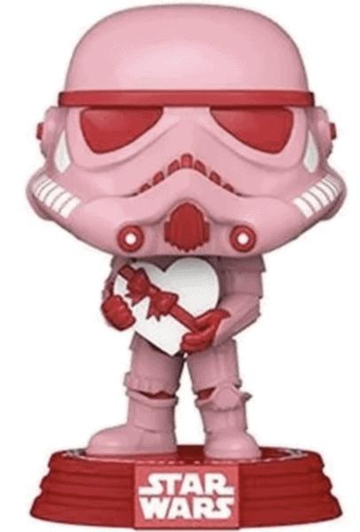 Stormtrooper Valentine's Day Funko Pop