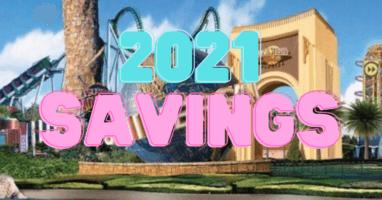 2021 Universal Orlando