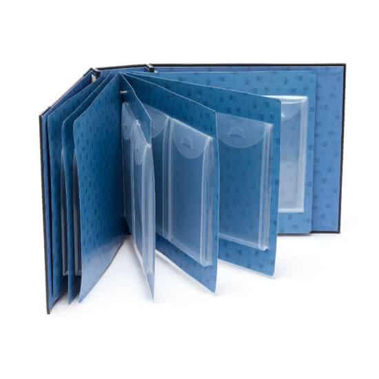 Stitch Pin Book Open