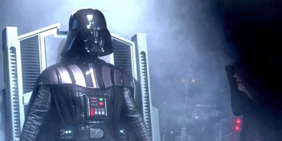 "Darth Vader, ""Episode III"""