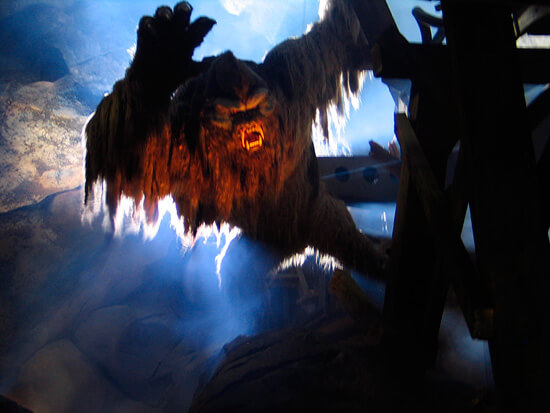 The Yeti Expedition Everest