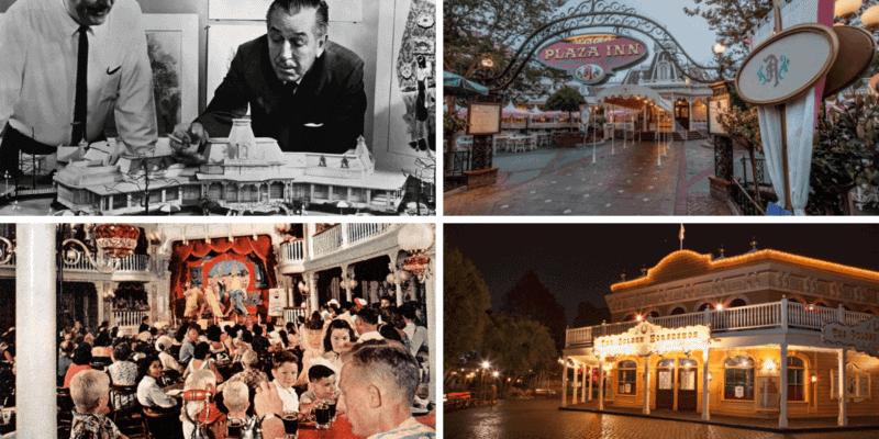 History of Disneyland Food