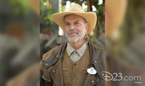 Joe Rohde explorer outfit