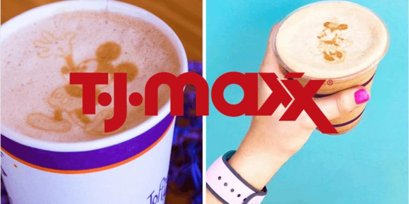 Joffery's Coffee TJMaxx and Disney