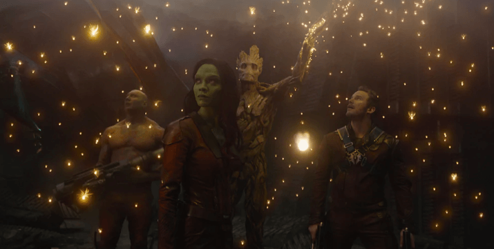 guardians of the galaxy characters in firefly light