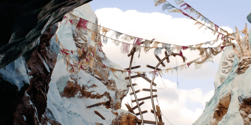expedition everest track