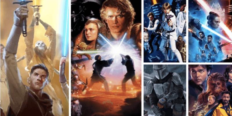 star wars timeline header