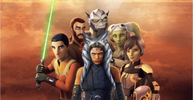 rebels and ahsoka