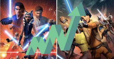 clone wars rebels viewership