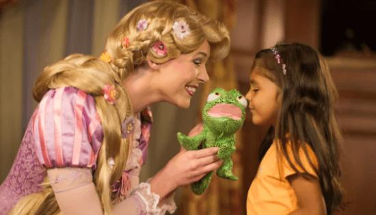 Princess Fairytale Hall Rapunzel