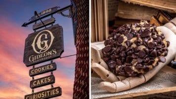 Gideon's Bakehouse in Disney Springs