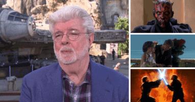 George Lucas Prequels