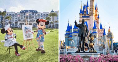 Disney World Spring Break