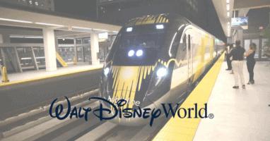 Brightline Disney World