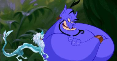 genie and sisu