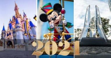 2021 disney world