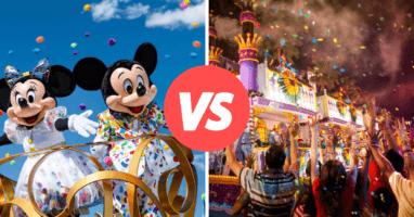 Disney & Universal