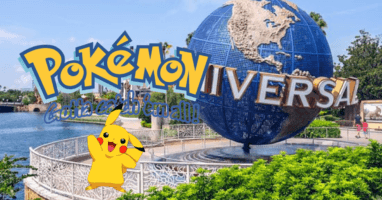 Universal Studios Pokemon