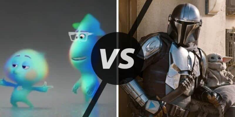 pixar soul the mandalorian