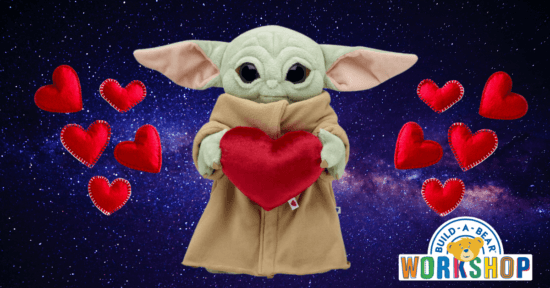 Baby Yoda Valentine Build-A-Bear featured image