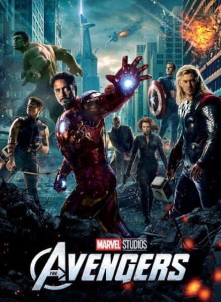 the avengers film 2012