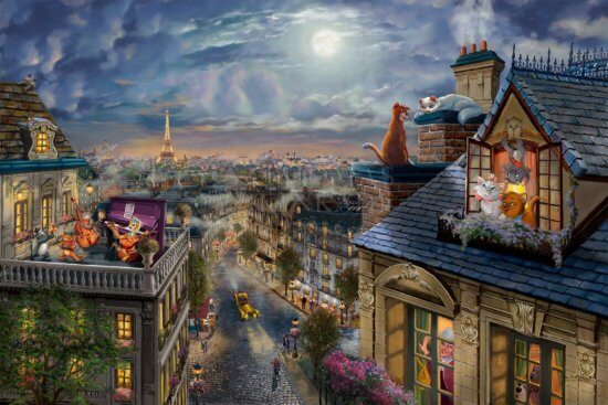 The Aristocats – Love Under the Moon