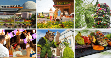 2021 EPCOT Flower and Garden Guide featured image