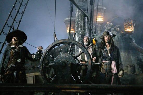 pirates black pearl
