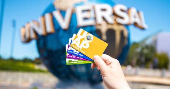 universal annual pass