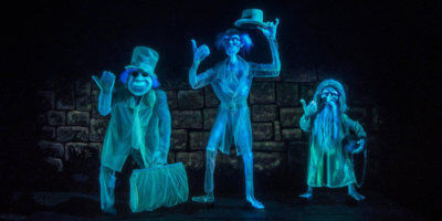 haunted mansion ghost