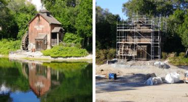 tom sawyer Island Harper's Mill House header