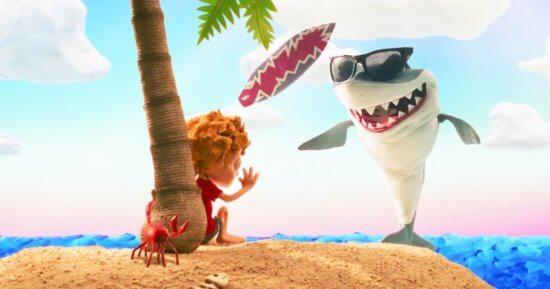 WandaVision episode six shark commercial
