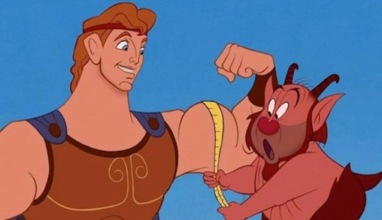 hercules and phil workout