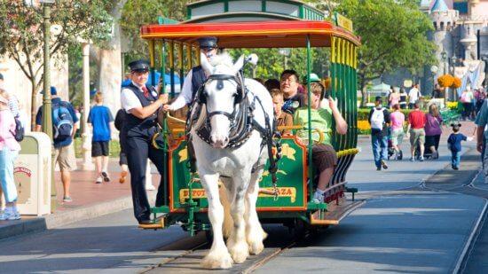Horse-Drawn Street Car