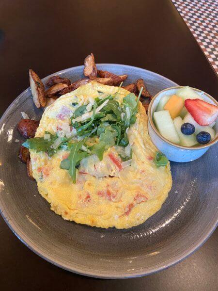 trattoria breakfast