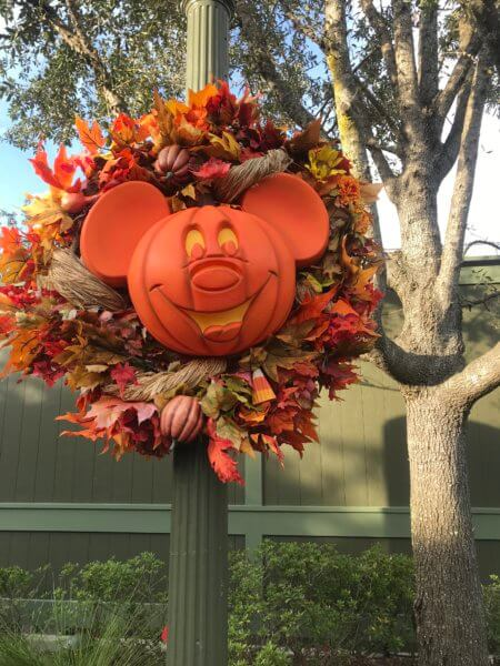 halloween disney world