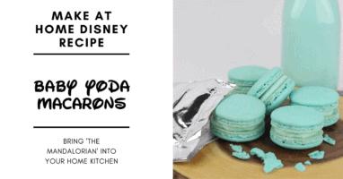 Baby Yoda Macarons featured image