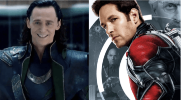 loki and ant-man side-by-side