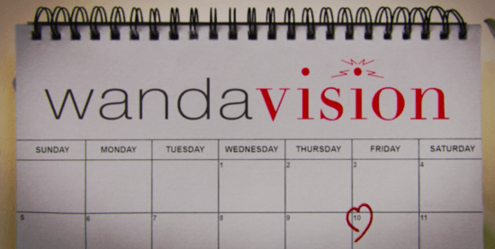 WandaVision office references