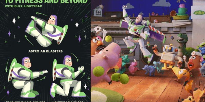 to fitness and beyond buzz lightyear
